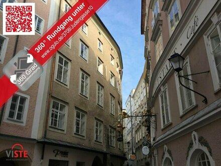 Exklusive Altstadtwohnung im Herzen Salzburgs