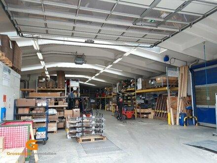 Sbg.Nord - Hallen/Bürokombi ab 580 m² - 2000 m² zu vermieten