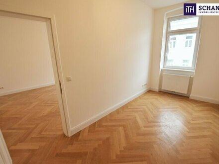 """Perfekte Kleinwohnung im """"Goldenen Ottakring""""! Ideale Raumaufteilung + Rundum saniertes Altbauhaus + Tolle Anbindung!"""