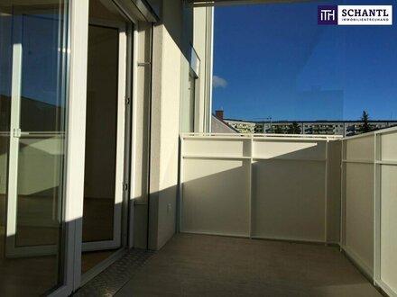 TRAUMHAFTE DACHGESCHOSSWOHNUNG + Sonnenterrasse + Perfekte Raumaufteilung + Top-Infrastruktur + Nähe FH!
