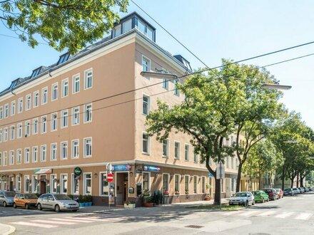 ++NEU** Generalsaniertes Eckzinshaus, ausgebautes DG, 90% Anteil, TOP-Renditeobjekt!