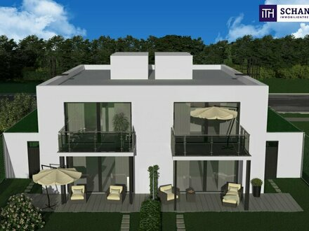 Diesen Sommer schon im Eigengarten! 5 perfekt aufgeteilte Zimmer + Traumhafte Doppelhaushälfte! Provisionsfrei für den Käufer!