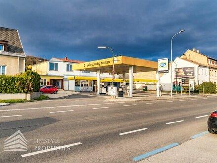 Preiswerte Tankstelle mit lukrativem Potenzial in Eisenstadt