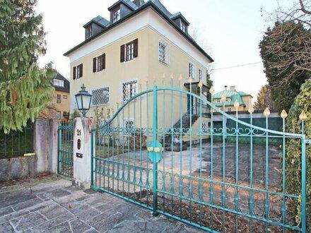 EINMALIGE RARITÄT! Gediegenes Bürgerhaus in Bestlage Riedenburgs