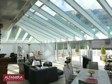 Landhaus in absoluter Ruhelage mit atemberaubenden Bergblick