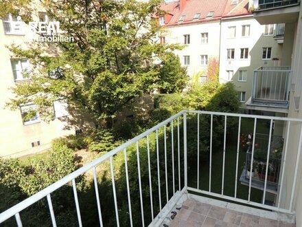 19., 3-Zimmer Wohnung mit Balkon in ruhiger Lage