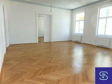 Erstbezug: 159m² Stilaltbau-Büro mit Einbauküche - 1010 Wien