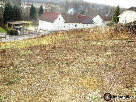 Stegersbach: Baugrundstück mit Aussicht!