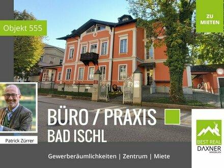 Büro / Ordination im Stadtzentrum Bad Ischl