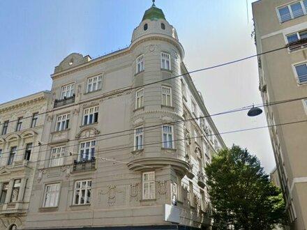 Generalsanierte 1-Zimmer Wohnung in bester Lage des 9. Bezirks zu vermieten