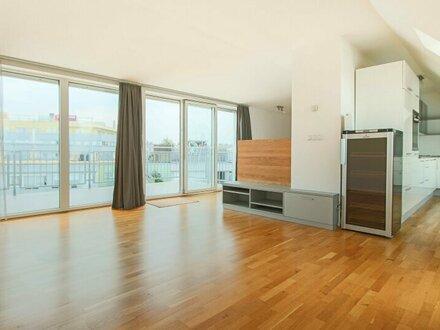 Sonnige 4-Zimmer DG Wohnung mit 15m² Terrasse