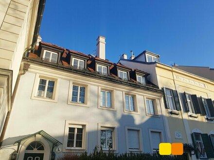 Beim Beethoven-Museum: Dachterrassenwohnung in exklusiver Lage
