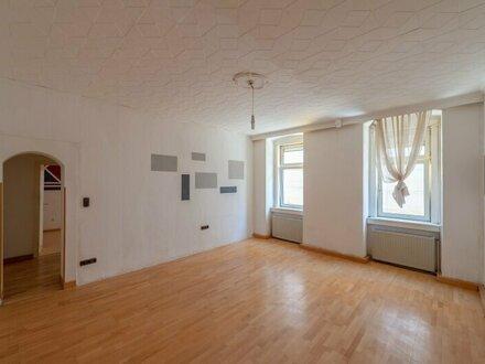 ++ TOP Anlageobjekt ** Sanierungsbedürftige Wohnung, FREI VERMIETBAR, KEIN RICHTWERT!!