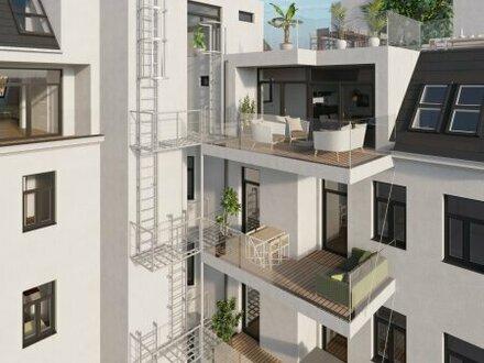 ++NEU++ Generalsanierter 2-Zimmer Altbau-ERSTBEZUG mit 10m² Balkon!