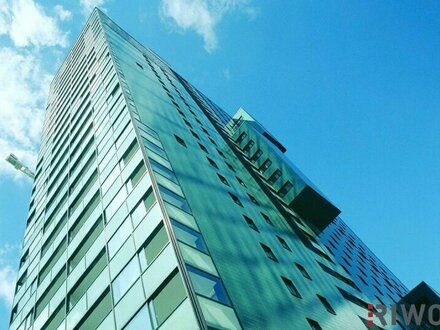 **Hochhaus** wohnen im 15.ten Stock mit Concierge // Pool // Sauna // Fitness