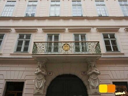 Wohnen im ehemaligen Palais Nimptsch in bester Innenstadtlage