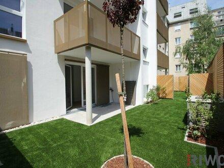 Urbanes Wohnen am Meidlinger Markt - Gartenwohnung im Erstbezug