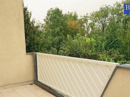 Attraktive Wohnung mit großen Balkon