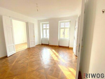 ALTBAURESIDENZ mit modernem Anspruch - 130 m2 saniert mit Alt-Wiener Flair