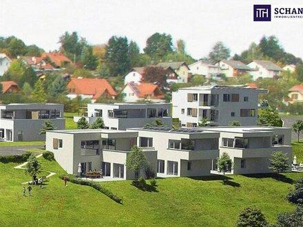 EINFACH GENIAL: WUNDERSCHÖNE Doppelhaus-Hälfte in Grünlage + atemberaubender FERNBLICK + Garten + Hochwertige Ausstattung…
