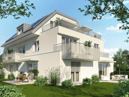 KLANGVOLL LEBEN MAXGLAN: 3-Zimmer-Neubauwohnung mit Südwestbalkon!