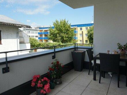 Salzburg Süd: Helle 2-Zimmer-Wohnung am Rande der Stadt!