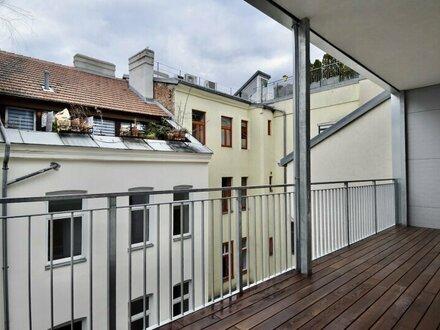Altbauwohnung mit Balkon in Top-Ruhelage!