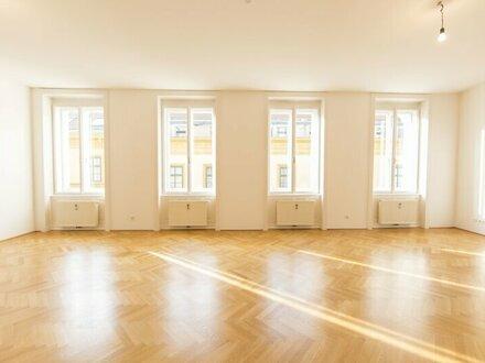 EXKLUSIVE 5- Zimmer Wohnung mit viel Platz und 4 Schlafzimmern in bester Lage im 7. Bezirk zu vermieten!