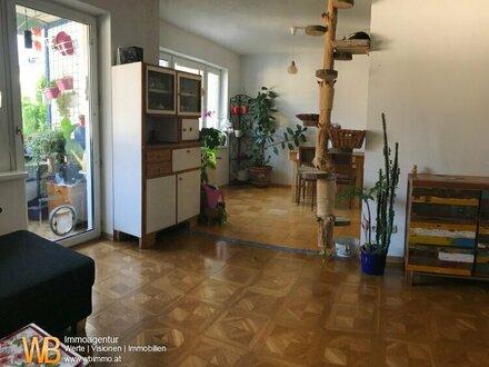 Wohnzimmer & Arbeitszimmer