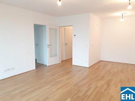 Seestadt Aspern - SeeSee Living - 2 Zimmerwohnung mit Freifläche
