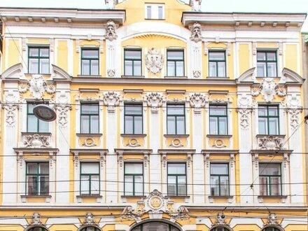 großzügige Luxus-Designer-Wohnung in Bestlage in Gehnähe zum 1. Bezirk