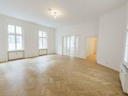 Schöne 4-Zimmer Wohnung direkt Am Modenapark unbefristet zu vermieten!