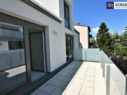 Provisionsfrei! Perfekte Familien-Wohnung mit zwei Terrassen!
