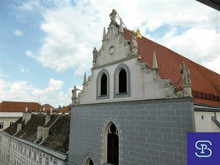 Erstbezug: 73m² Dachwohnung am Franziskanerplatz - 1010 Wien
