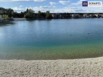 Ein SEETRAUM! Traumhaft schöne 235m² Gartenwohnung am Copacapana See! Provisionsfrei!