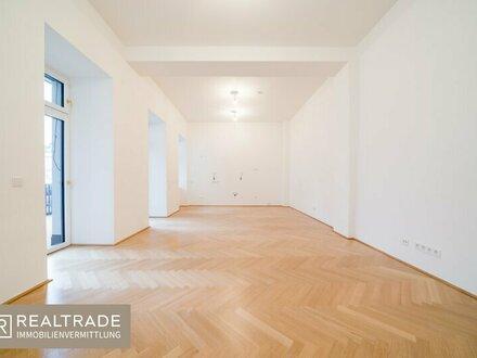 (Erstbezug) NEW PRESTIGE - Traumhafte 4-Zimmerwohnung mit 2 Bädern im Botschaftsviertel am unteren Belvedere