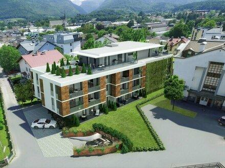 Penthouse-Wohnung mit atemberaubenden Blick auf die Kaiserstadt