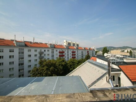 ** Kahlenberg-Blick ** 3-Zimmer DG-Erstbezug mit ausgezeichneten Grundriss und ca. 23 m² Terrasse