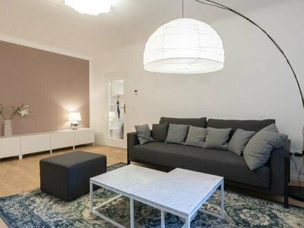Vollmöblierte 2 Zimmer Wohnung mit separater Küche - KURZZEITMIETE MÖGLICH