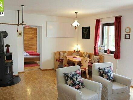 Möblierte 2-Zi. Wohnung in Bad Ischl