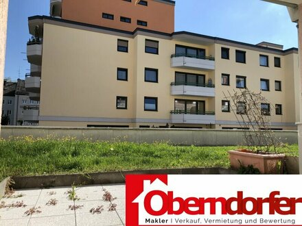 BIG CITY LIFE | Sonnige 3-Zimmer-Terrassenwohnung | LEHEN