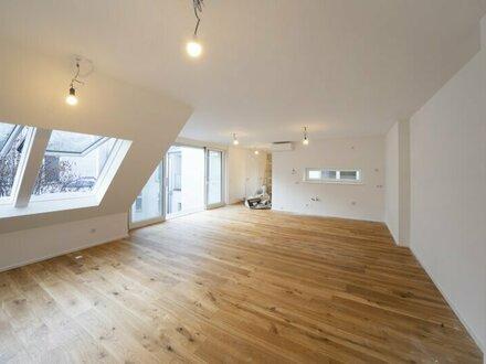 ++NEU++ Premium 4-Zimmer Dachgeschosswohnung mit ca. 13m² Balkon!