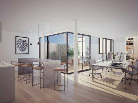 Arbeiten und Wohnen im 6. Bezirk: genial kombiniert im Mini-Bürohaus