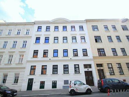 Im Herzen Ottakrings - Saniertes Zinshaus - Inklusive Baugenehmigung für DG-Ausbau (Straßentrakt) - Hoher Befristungsanteil