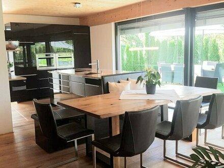 ++NEU** Architekten Massivholz Haus mit top Ausstattung und Swimmingpool **NEU++