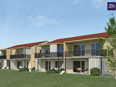 HERRLICHE 3 Zimmer Wohnung mit 30 m² Garten und Terrasse! PROVISIONSFREI!