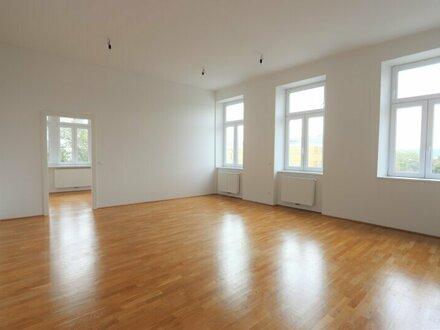 Zentral gelegene, geräumige 2-Zimmer-Wohnung