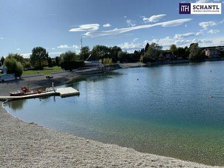 ITH - Luxuswohnung ca 64m² mit eigenem Seezugang! - PROVISIONSFREI!