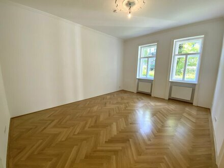 Hübsche 4-Zimmer Wohnung im Altbaustil in ruhiger Lage in 1040 Wien, nahe Karlsplatz!