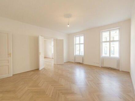 PROVISIONSFREI! ERSTEBZUG nach Sanierung! Traumhafte 4-Zimmern Altbauwohnung nahe zur Innenstadt in 1030 Wien zu vermieten!